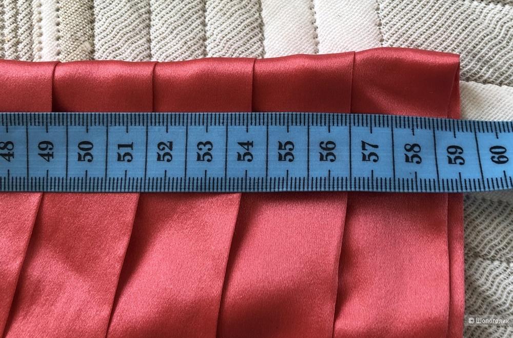 БЛУЗА Massimo Dutti  размер производителя  42 ( на 46-48 )