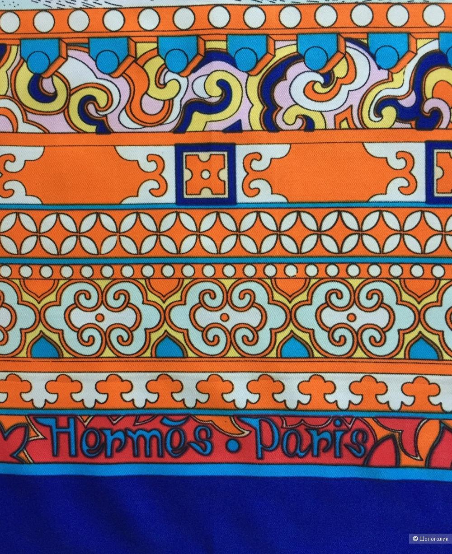 Платок Hermès 98 x 98 см
