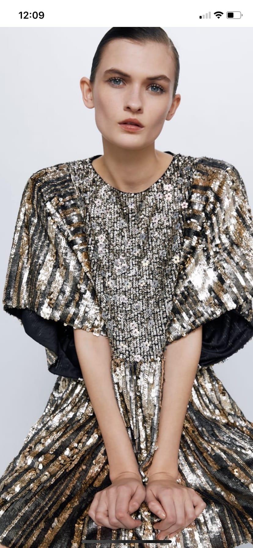 Платье ZARA, S