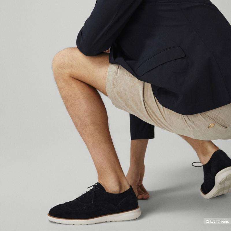 Ботинки Massimo Dutti, размер 44