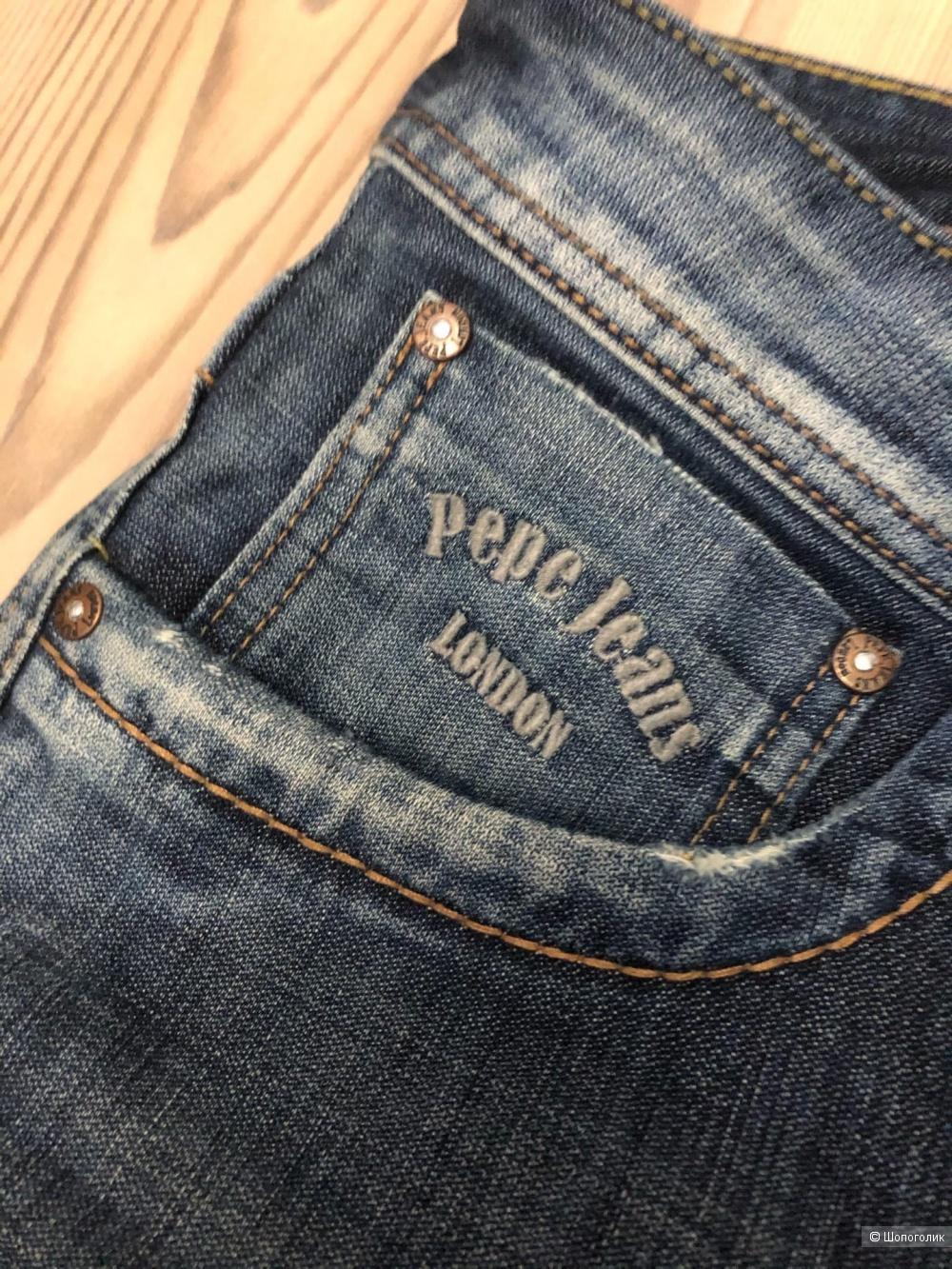 Джинсы Pepe Jeans . Размер 42/44 рос.