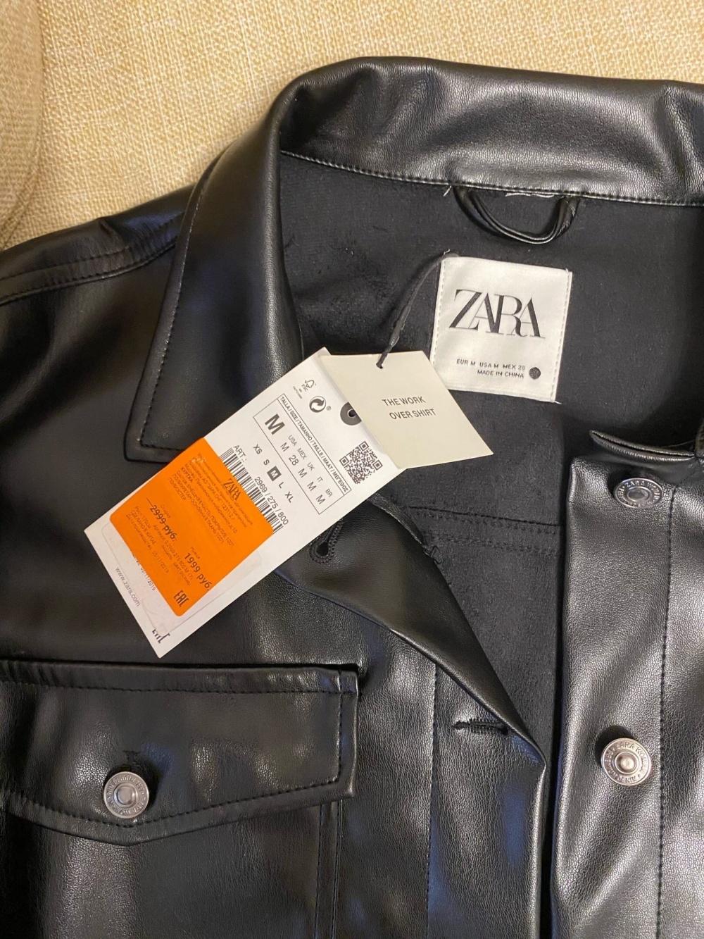 Куртка ZARA, M