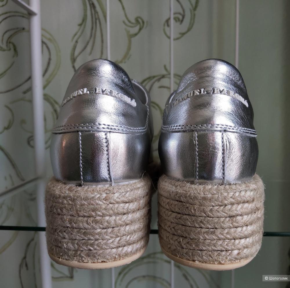 Ботинки Manuel Barcelo' размер 38.