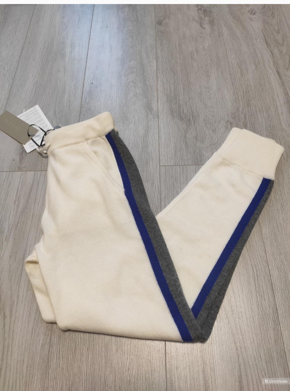 Кашемировые спортивные брюки N.Peal,XS