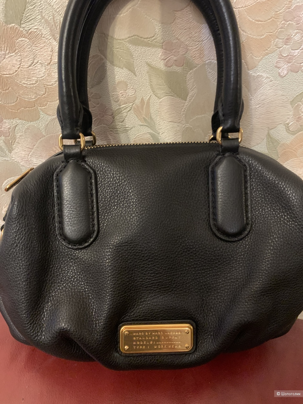 Сумка Marc by marc yacobs  Q Legend Small Satchel