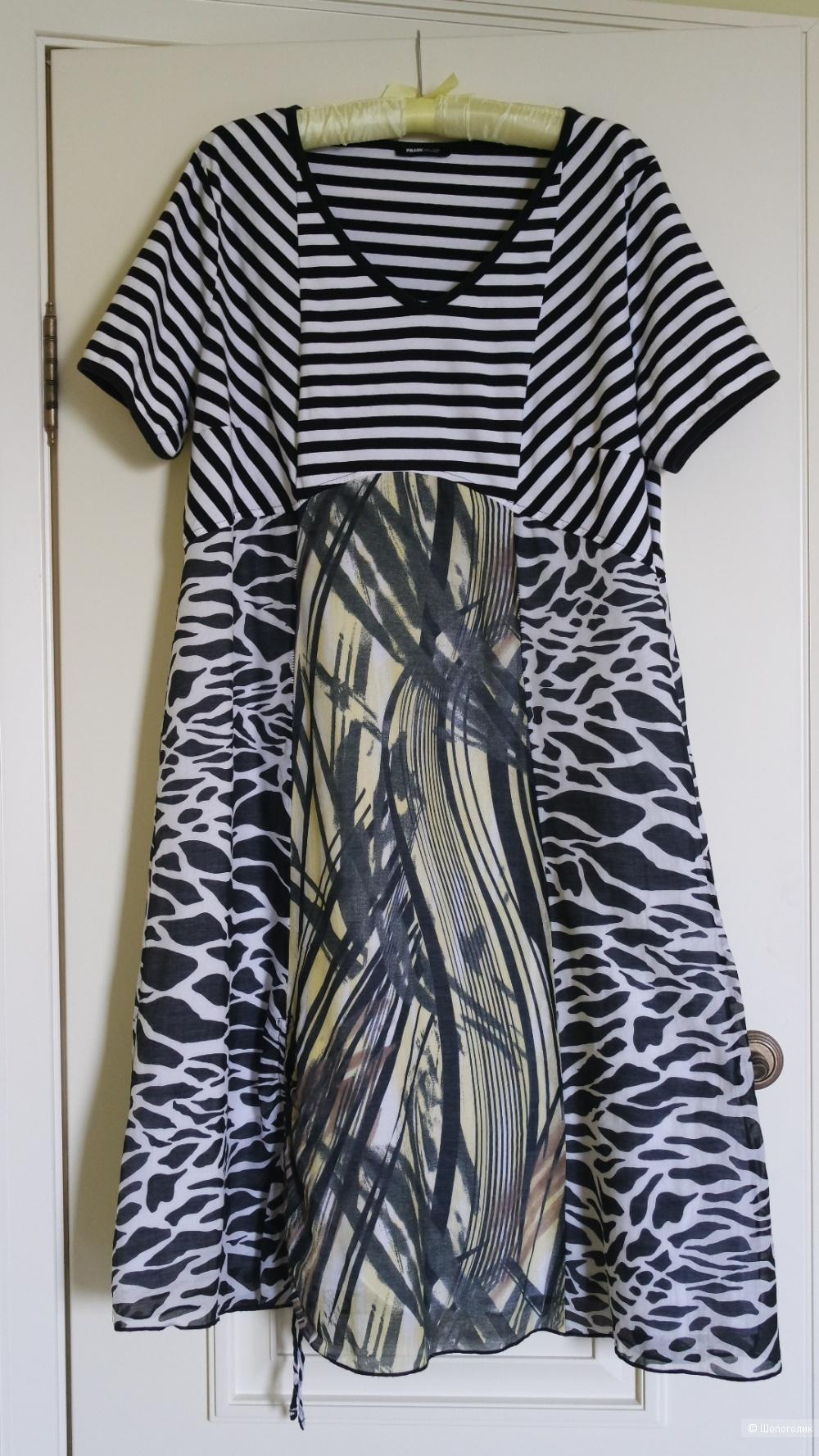 Платье  Frank Walder, GB 20