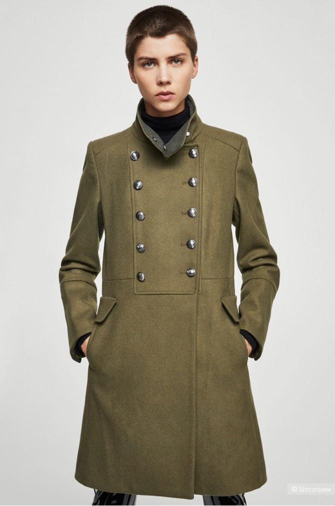 Пальто Mango, размер XL