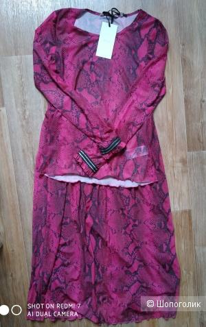 Комплект юбка и блузка numph  размер  М