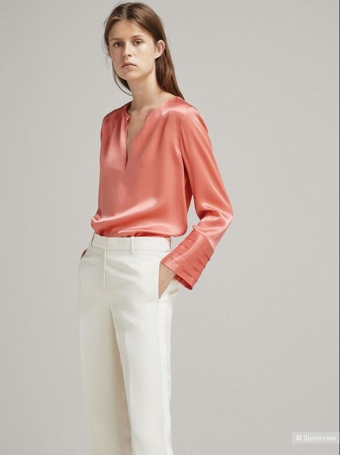 Блуза Massimo Dutti размер производителя 38 ( на 44-46 )