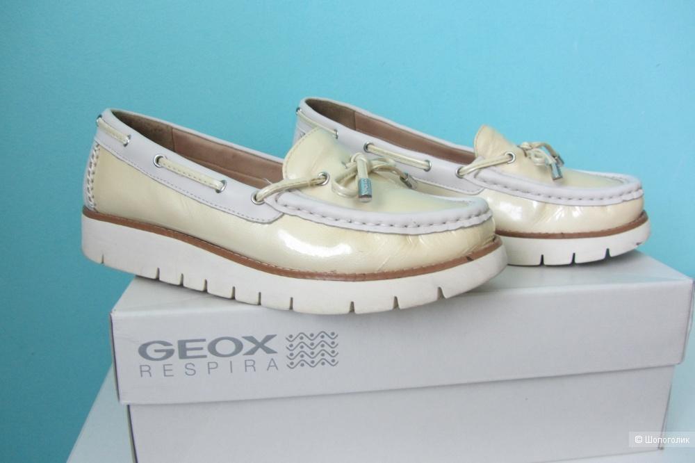Лоферы/Мокасины Geox размер 37-38