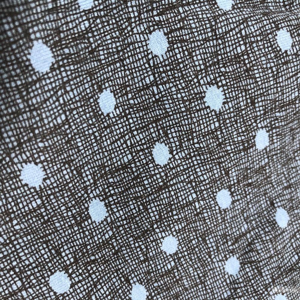 Костюм спорт шик plus size Max Collection polka dot, 44-54