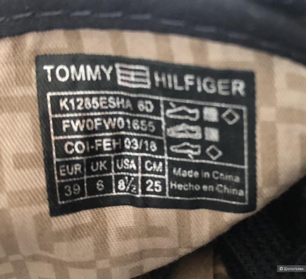 Кеды Tommy Hilfiger  размер 39