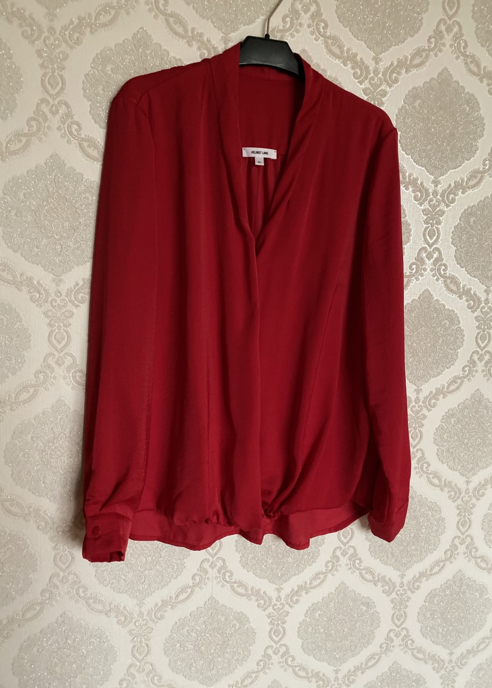 Блуза Helmut Lang размер 48