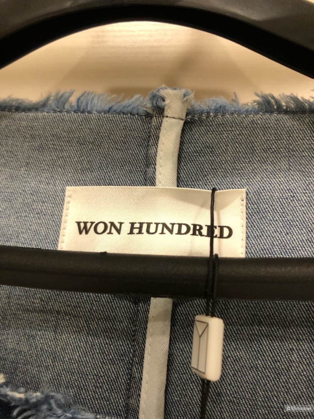 Платье Won Hundred. Размер М-L.