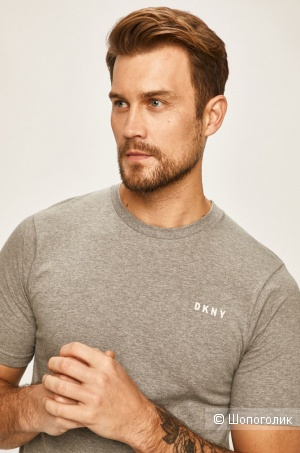 Новая футболка dkny, размер l/xl