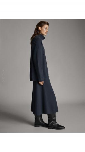 Шерстяная юбка Massimo Dutti , размер XS (42-44)
