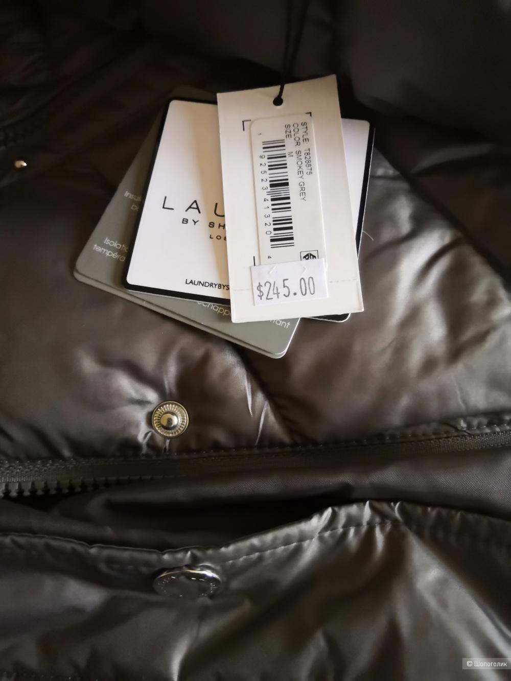 Новый пуховик куртка Laundry размер М