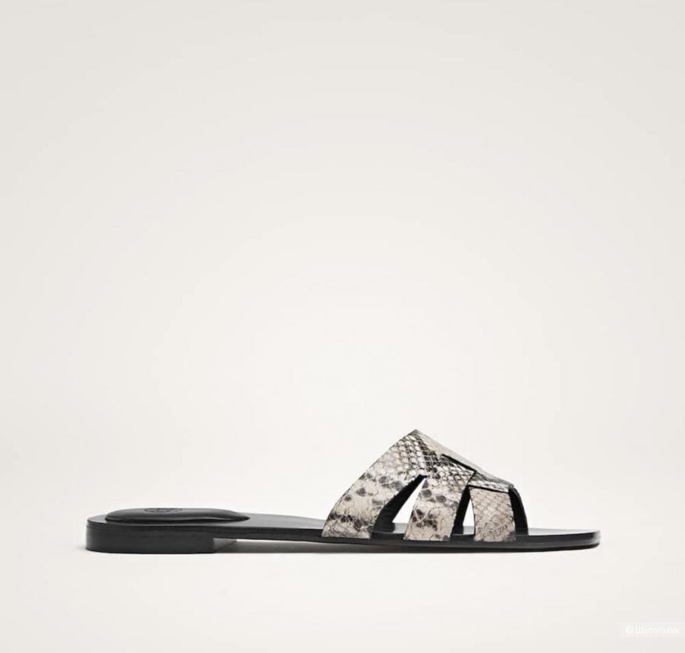 Сандалии Massimo Dutti,38 размер.