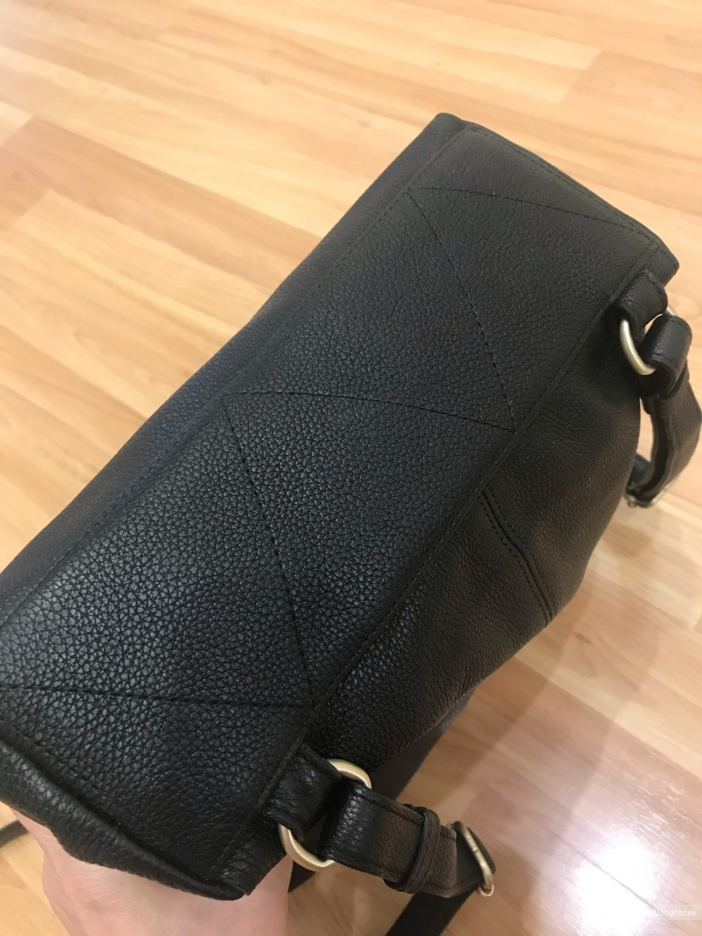 Сумка - рюкзак PICARD, размер 28 х 32 х 10