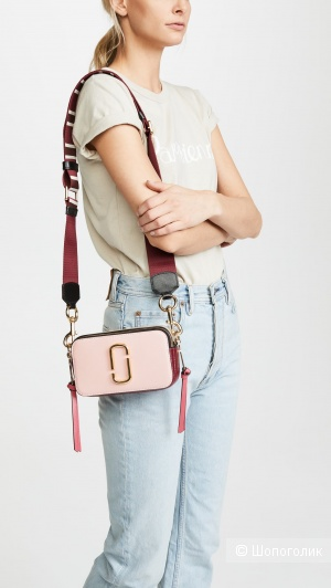 Сумка Marc Jacobs кросс-боди  S Camera Bag.