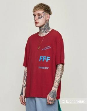 """Футболка Inflation  """"FFF"""" р.  L."""