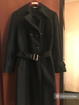 Итальянское пальто Claudia Masi демисезонное размер 42