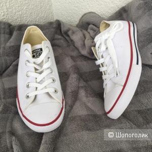 Кеды Converse,  размер 35,5 , 21,5 см