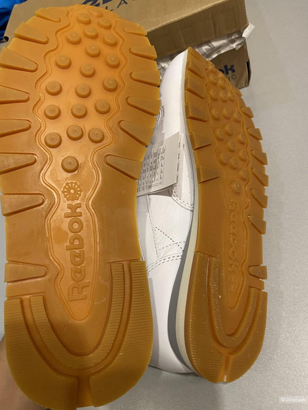 Кроссовки Reebok Classic Leather. Размер 6UK. 25,5 см
