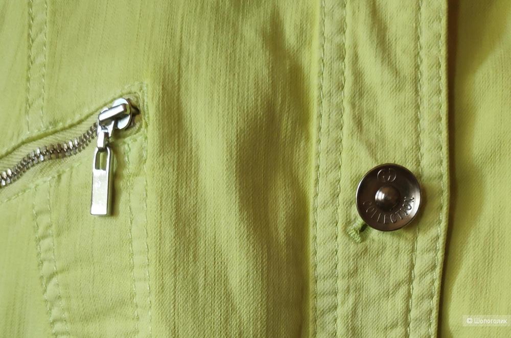 Джинсовая куртка  GERRY WEBER. Маркировка 40 EUR.
