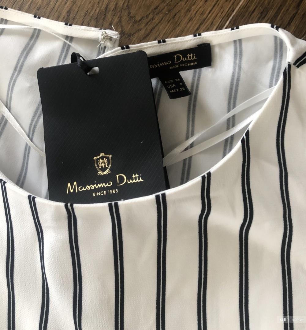 Блуза Massimo Dutti размер 36