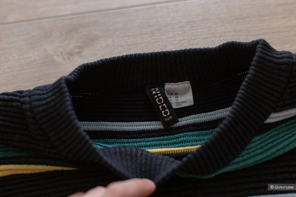 Джемпер H&M, размер XS