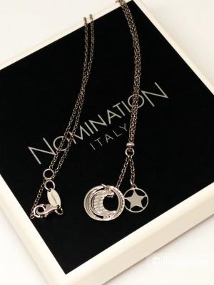 Колье Nomination серебро 925