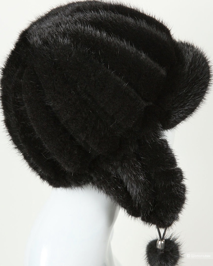 Норковая шапка Ровалль , 54-59 размер