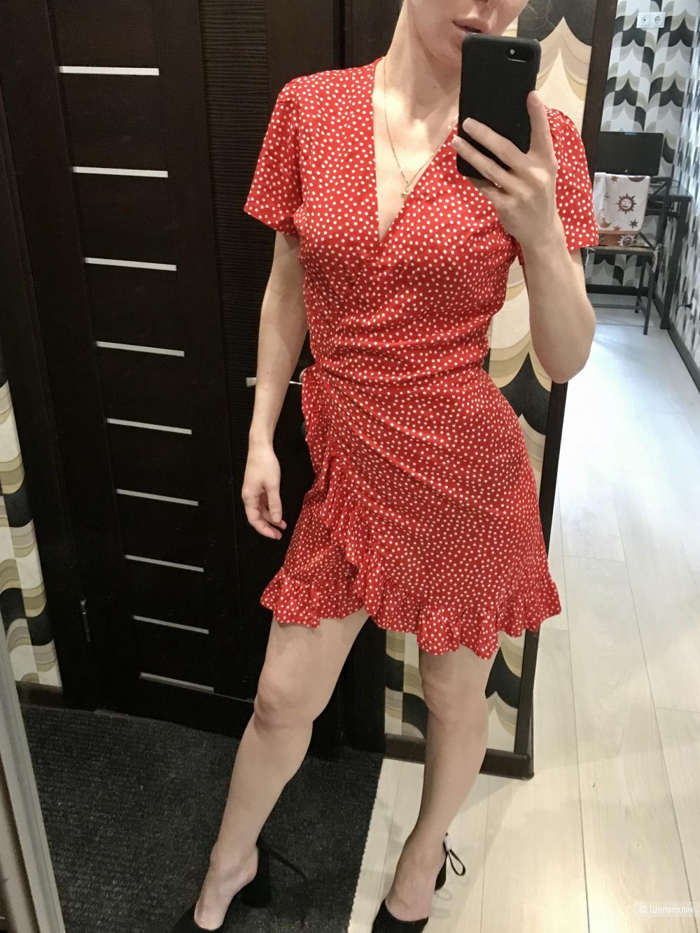 Платье-халат , размер Xs-s