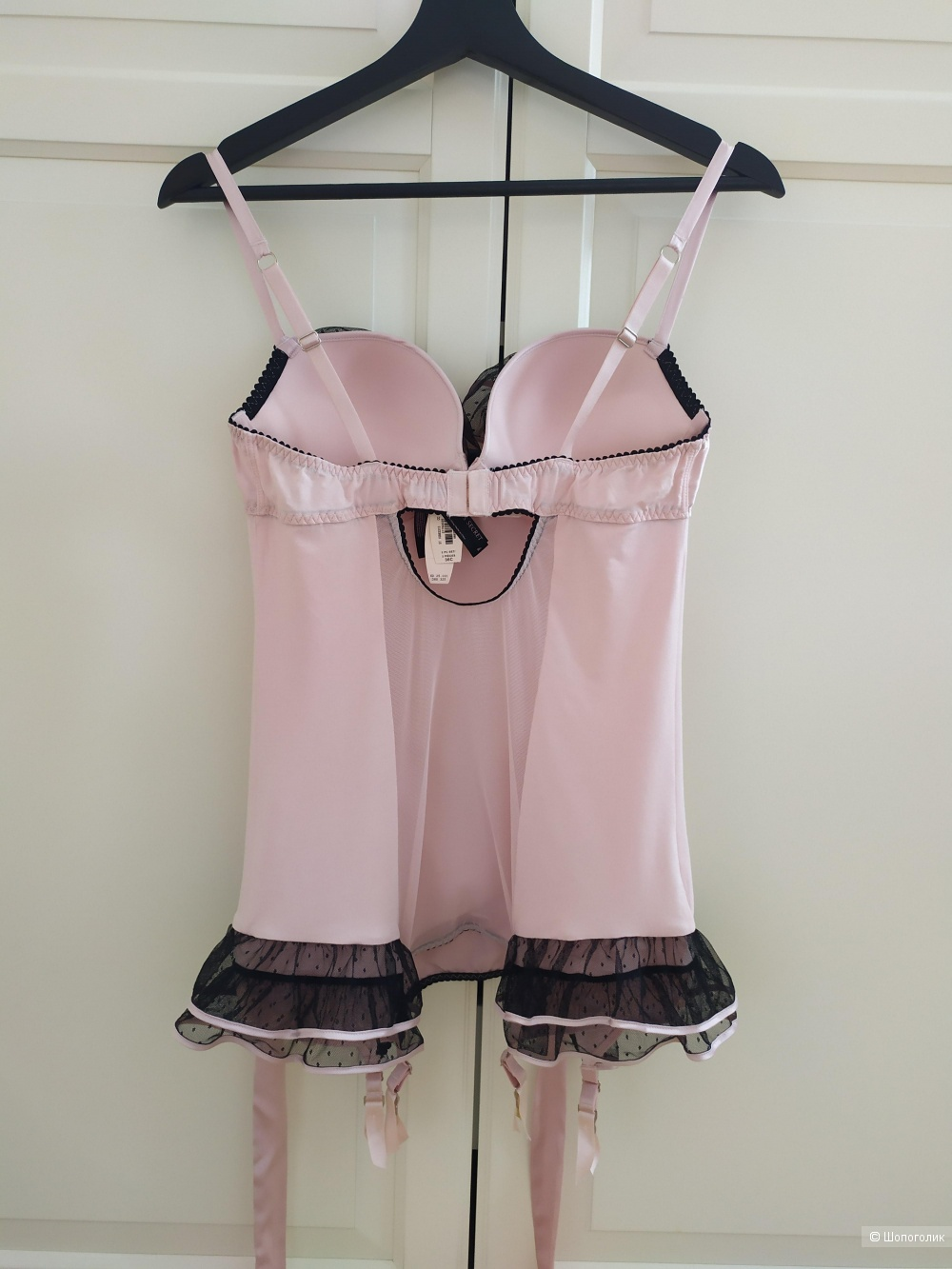 Бебидолл Victoria's Secret, размер 36C (80C), трусики L