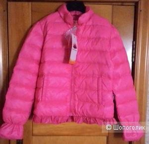Куртка-пуховик на девочку, Belpol, 164-84