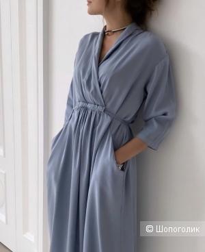 Платье с поясом STELLA MILANI, 42-52