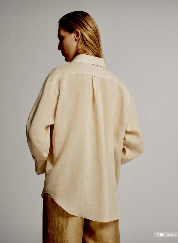 Рубашка Massimo Dutti (42)48 размер.