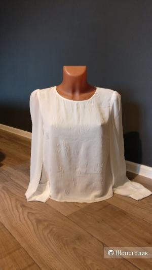 Блуза белая New Look размер 44-46 (М)