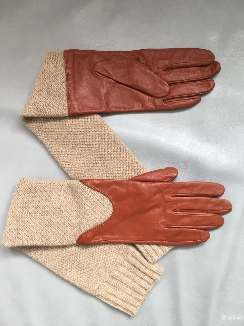 Перчатки Asos (р. 7)