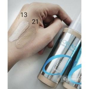 Увлажняющий тональный крем с коллагеном Enough Collagen Moisture Foundation SPF 15 в наличии 21 тонн