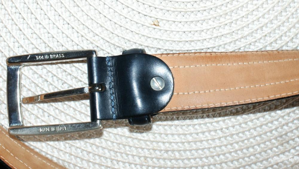 Кожаный ремень Paul&Shark, р-р 105