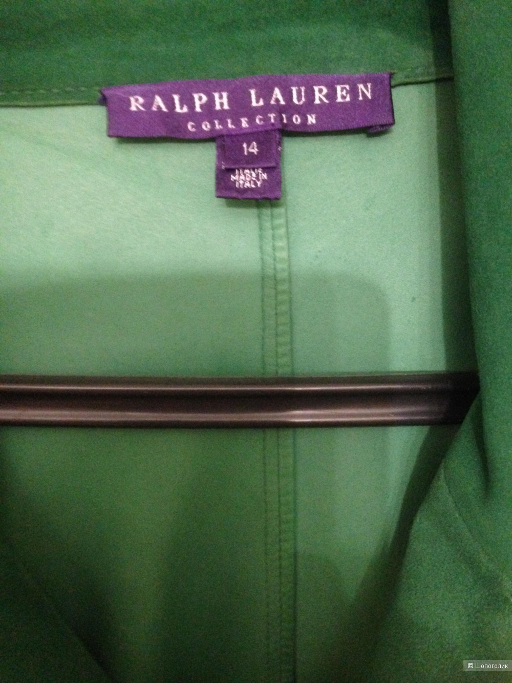 Плащ Ralph Lauren Collection 14