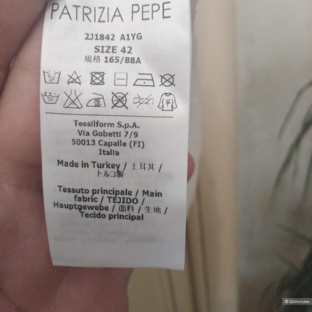 Футболка Patrizia Pepe размер 48-50