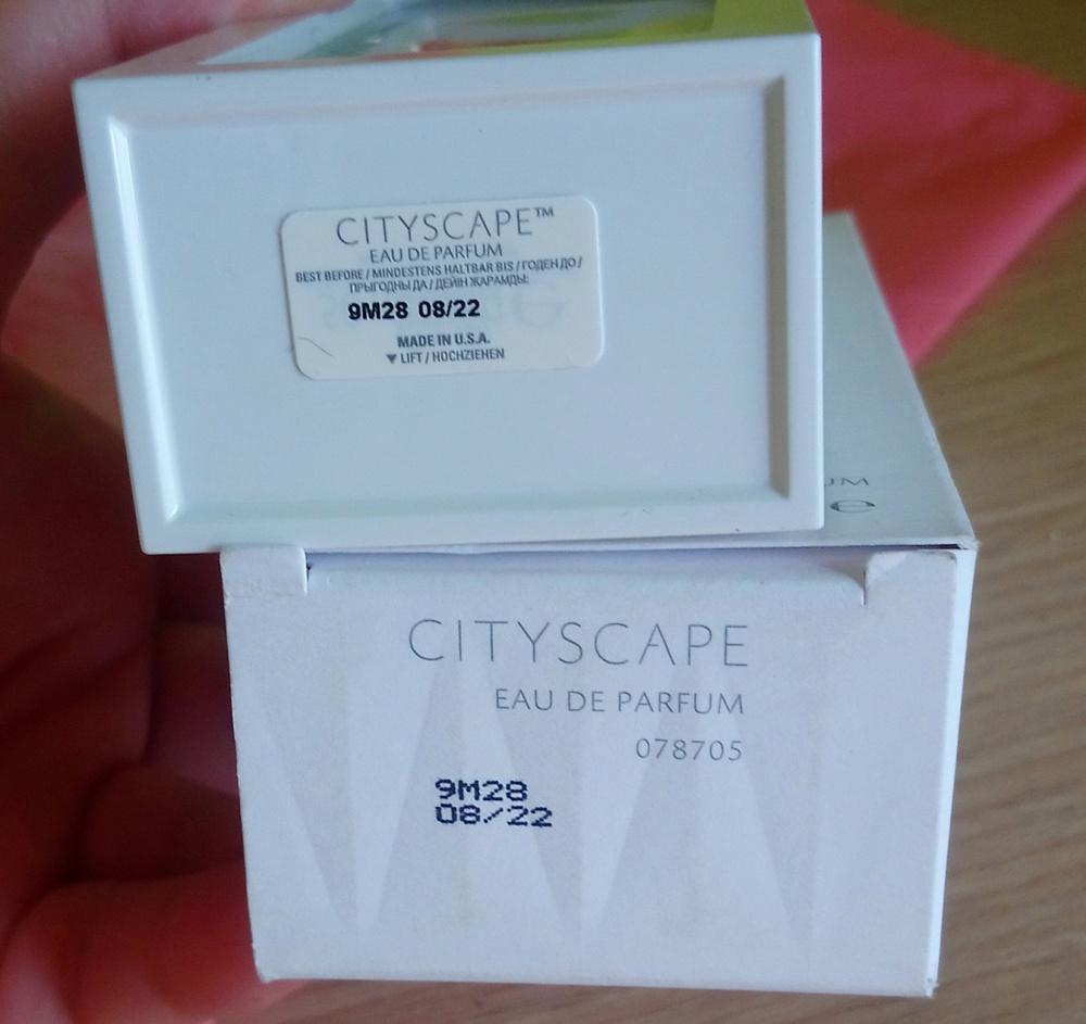 Сет: набор миниатюр и парфюм Mary Kay Cityscape, 50 мл