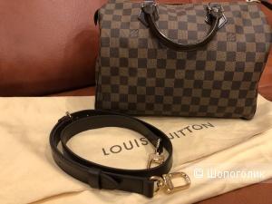 Сумка Louis Vuitton Damier Ebene Speedy 30