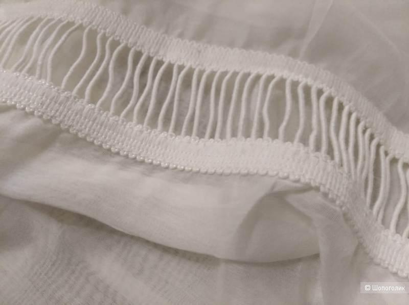 Блузка VIRGINIA BIZZI  размер 44-46