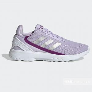 Кроссовки Adidas Nebzed K размер 36RU, 4UK, 23,8см