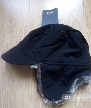 Шапка зимняя Zara размер М