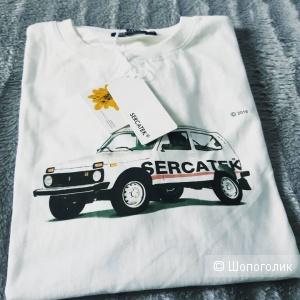 """Футболка Sercatek""""р-р XL"""